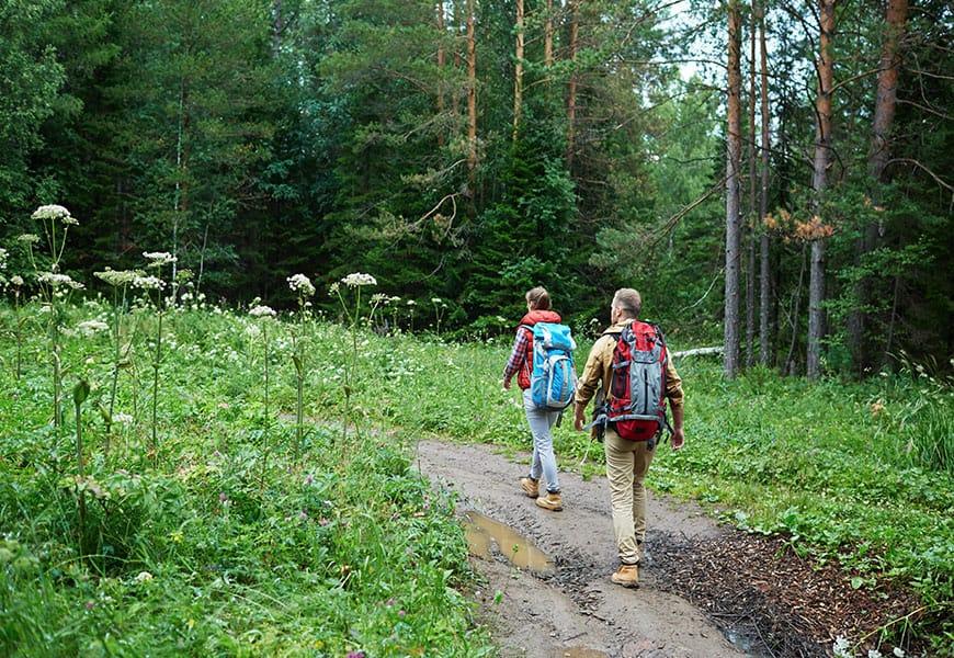 De nombreuses randonnées sont prévues proche d'Annecy